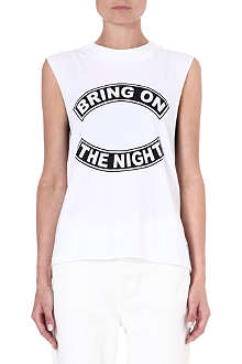 A QUESTION OF Bring On The Night vest