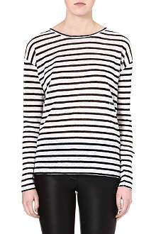 TIGER OF SWEDEN Long-sleeve stripe top