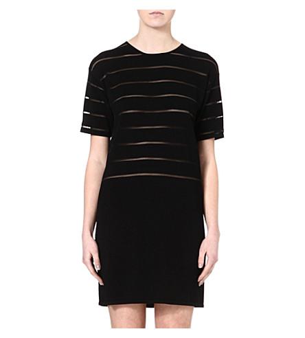 TIGER OF SWEDEN Una jersey dress (Black