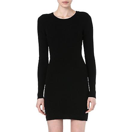 TIGER OF SWEDEN Doutzen jersey dress (Black
