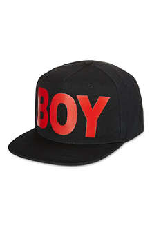 BOY LONDON Logo baseball cap