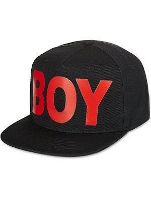 BOY LONDON Logo baseball cap