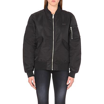 BOY LONDON Reversible jacket (Black