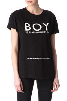 BOY LONDON Kings Road t-shirt