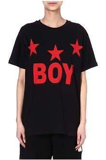 BOY LONDON 3 stars t-shirt