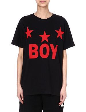 BOY LONDON 3 stars t-shirt