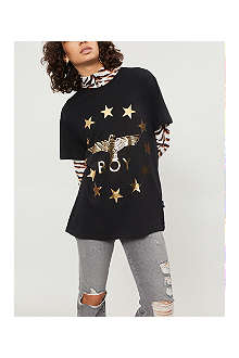 BOY LONDON Globe Star Eagle t-shirt