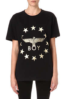 BOY LONDON Metallic stars t-shirt