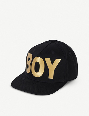 BOY LONDON Snapback trucker cap