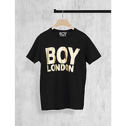 BOY LONDON Logo t-shirt (Black
