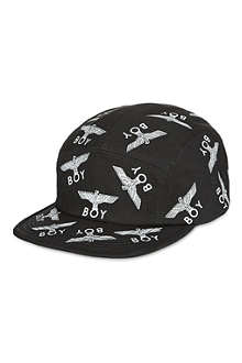 BOY LONDON Logo print cap