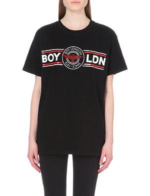 BOY LONDON Eagle Logo-print t-shirt