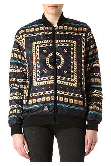 CRIMINAL DAMAGE Flawless bomber jacket