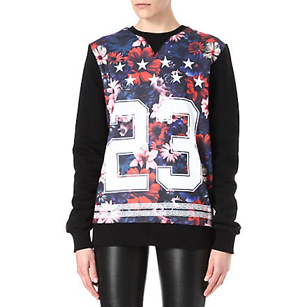 CRIMINAL DAMAGE Frisco sweatshirt (Multi
