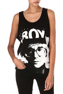 BOY LONDON Warhol vest