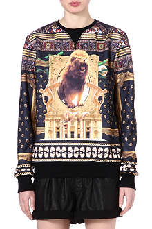 CRIMINAL DAMAGE Lions den sweater