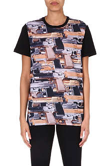 CRIMINAL DAMAGE Graphic jersey t-shirt
