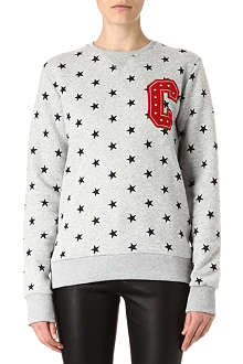 CRIMINAL DAMAGE Stars sweatshirt