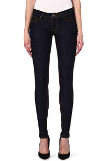 CRIMINAL DAMAGE Super-skinny stretch-denim jeans