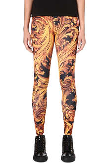 CRIMINAL DAMAGE Baroque leggings
