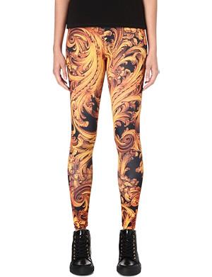 CRIMINAL DAMAGE Baroque leggings