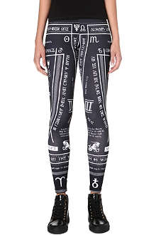 CRIMINAL DAMAGE Scorpion leggings
