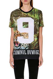 CRIMINAL DAMAGE Wildcats 9 t-shirt