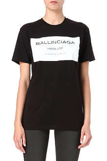CONFLICT OF INTEREST Ballinciaga Harlem t-shirt