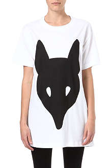 LONG CLOTHING Fox t-shirt