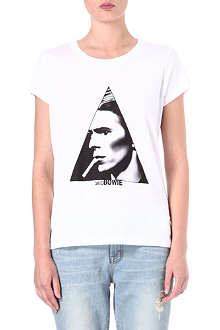 ELEVEN PARIS David Bowie t-shirt