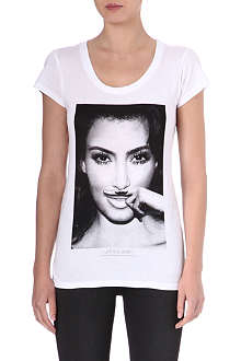 ELEVEN PARIS Kim Moustache t-shirt