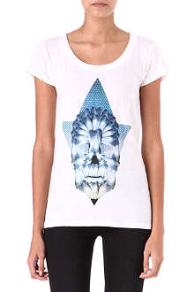 ELEVEN PARIS Skull t-shirt