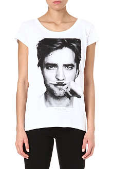 ELEVEN PARIS Robert Pattison t-shirt