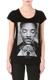 ELEVEN PARIS Will Smith t-shirt