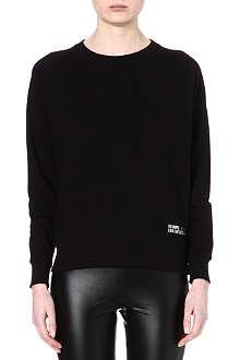 ELEVEN PARIS Moss 74 sweatshirt