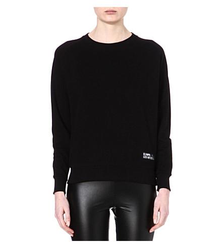 ELEVEN PARIS Moss 74 sweatshirt (Black
