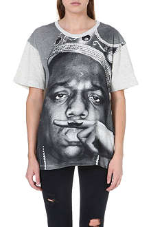ELEVEN PARIS B.I.G. moustache t-shirt