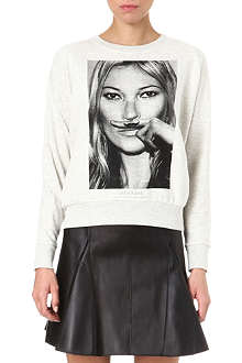 ELEVEN PARIS Kate Moss sweatshirt