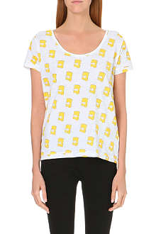 ELEVEN PARIS The Simpsons Bart t-shirt