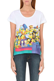 ELEVEN PARIS The Simpsons 03 t-shirt