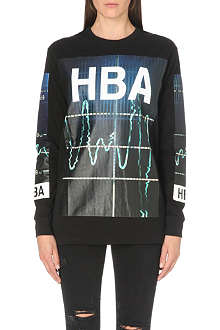 HOOD BY AIR Colour Monitor top