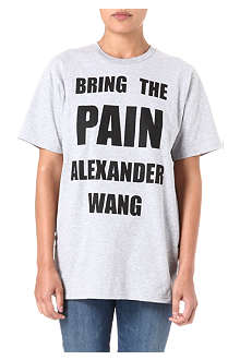 MADE IN HELLA Bring the Pain t-shirt