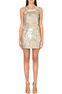 NEEDLE AND THREAD Ornate embellished dress