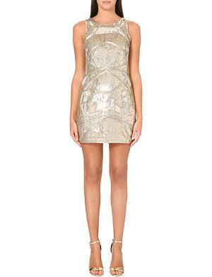 NEEDLE AND THREAD Ornate embellished dress