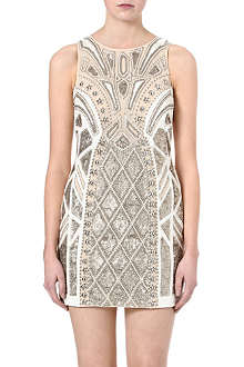 NEEDLE AND THREAD Sundown embellished dress