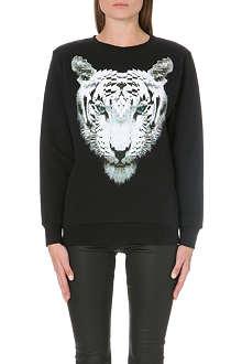 MARCELO BURLON Tiger sweatshirt