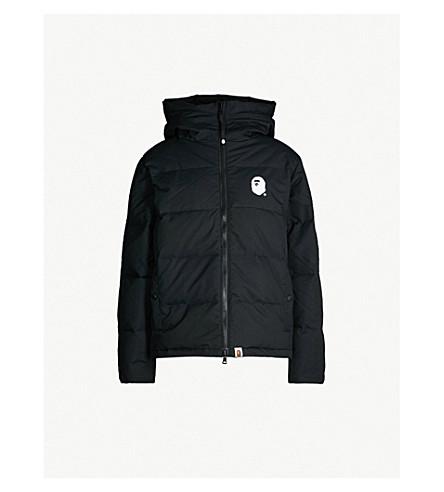 BAPE Padded and down-blend jacket (Black