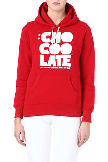 CHOCOOLATE I.T logo hoody