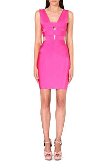CELEB BOUTIQUE Akena cut-out bandage dress