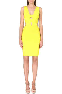 CELEB BOUTIQUE Akeno cut-out bandage dress